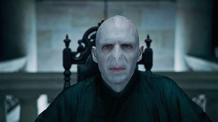 N Word - Voldemort - Black